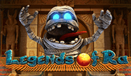 Legends of Ra - новая игра Вулкан
